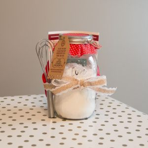 I Love You So Much Pancake Mix and Mold Gift Jar